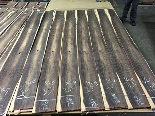 Exotic Wood Veneer (Brazilian Rosewood Wood Veneer)