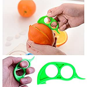Orange Citrus Fruit Peelers Lemon Tangerine Kitchen Gadget Slicer Cutter new arrival