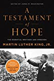 img - for A Testament of Hope: The Essential Writings and Speeches book / textbook / text book