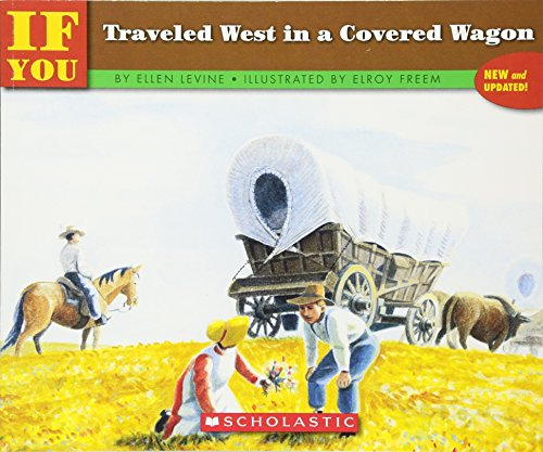 Half Wagon - If You Traveled West In A Covered Wagon