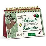Der ultimativ knifflige Advents-Rätsel-Kalender: 24 x Ratespaß bis Weihnachten (Rätsel-Adventskalender)