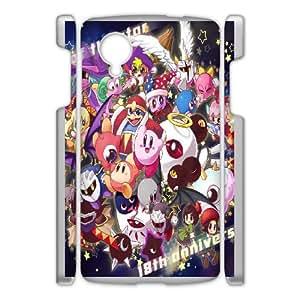 Google Nexus 5 Cases Phone Case Cover Kirby 5R55R3516836