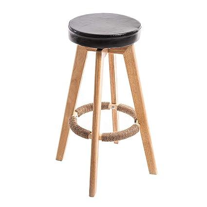 Awesome Amazon Com Barstools Chair Hemp Rope Footrest Pu Sponge Ibusinesslaw Wood Chair Design Ideas Ibusinesslaworg