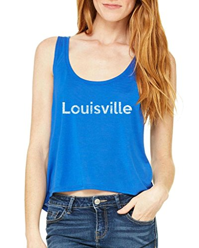 Ugo Louisville KY Kentucky Map Flag Wildcats Home of University of - Louisville Shops Dress