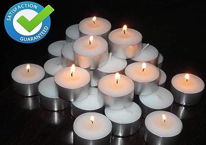 amazon com pure source india premium tea light smokeless candlesimage unavailable