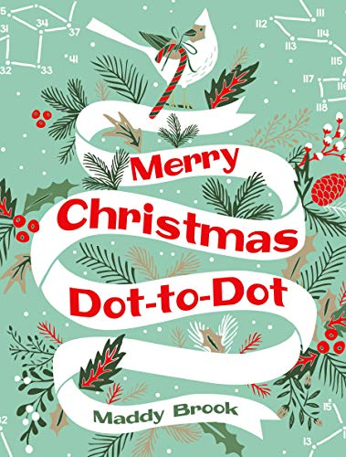 Merry Christmas Dot-to-Dot (Christmas Dots Connect The)