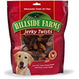 Hillside Farms Chicken And Sweet Potato Premium Dog Treats, Jerky Twists, 32-Ounce