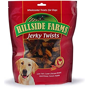 Amazon.com : Kingdom Pets Premium Dog Treats, Chicken