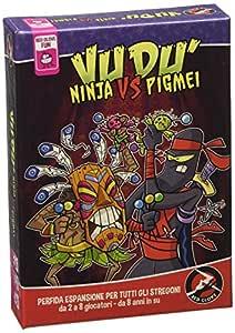 Red Glove - Ninja Vs pigmei, Expansión para vudú: Amazon.es ...