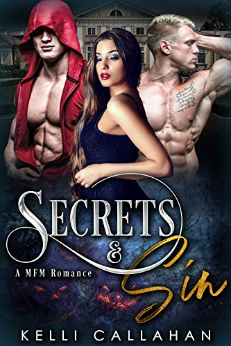 Secrets & Sin: A Halloween MFM Romance (Surrender to Them Book 3) -