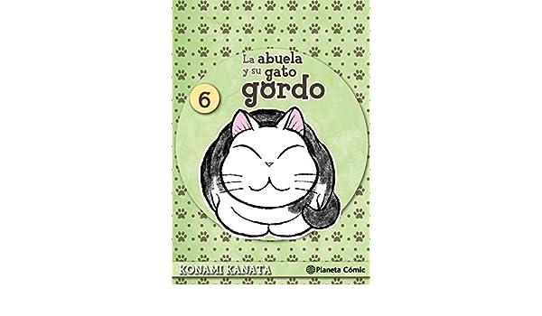 La abuela y su gato gordo nº 06: Konami Kanata: 9788416543502: Amazon.com: Books