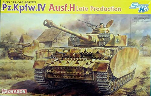Dragon 1/35 Panzer IV Ausf.H, Late Production
