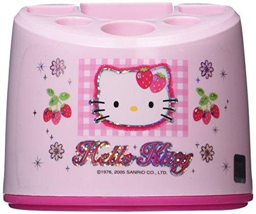 Hello Kitty Tooth Brush Holder : Pink