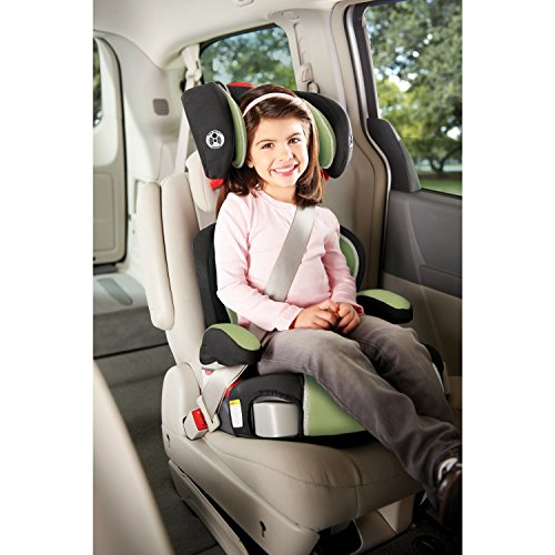 graco highback turbobooster car seat go green buy online in uae baby product products in. Black Bedroom Furniture Sets. Home Design Ideas