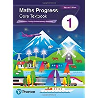 Maths Progress Core Textbook 1: Second Edition