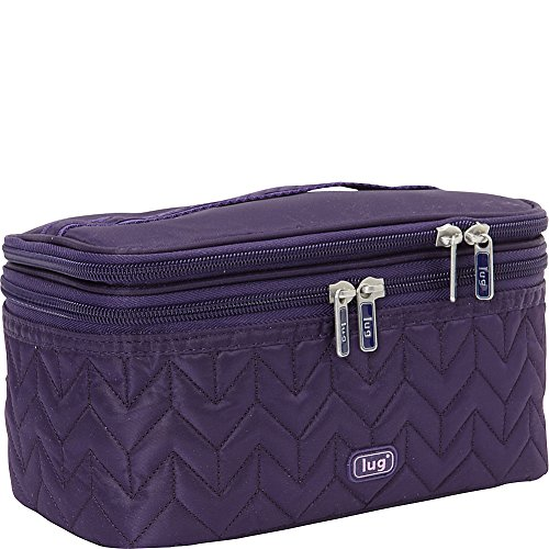 lug-womens-two-step-cosmetic-case-concord-purple