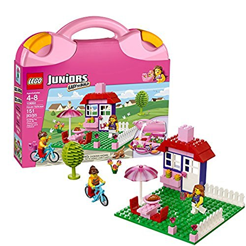 LEGO Bricks & More 10660  Suitcase (Pink)