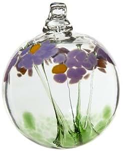 Kitras 5,08 cm flor tibertano copas, parabienes