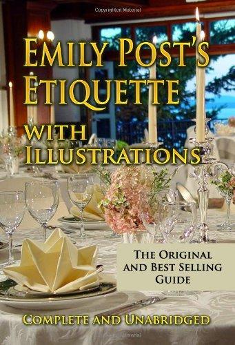 Emily Post's Etiquette pdf