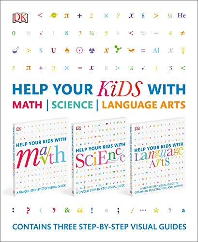 Help Your Kids With Math, Science, and Language Arts by DK