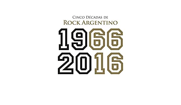 Cinco Décadas de Rock Argentino: 1966 - 2016 by Various artists on Amazon Music - Amazon.com