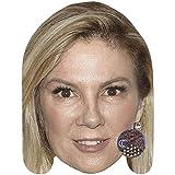 Ramona Singer (Blond) Celebrity Mask, Card Face and Fancy Dress Mask