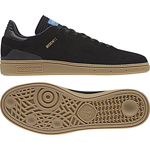 RX 000 Deporte para Hombre de Negro Zapatillas Gum4 Adidas Dormet Busenitz Negbas 5wqaPP