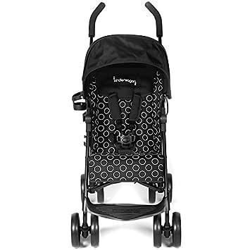 Kinderwagon – Skip Umbrella Stroller – Black
