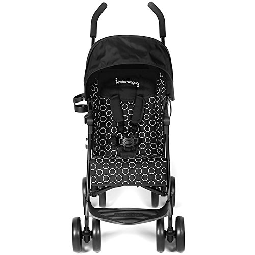 Kinderwagon – Skip Umbrella Stroller – Black