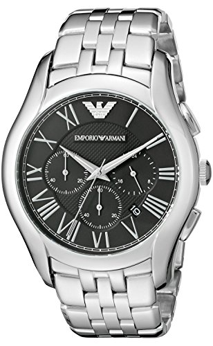 Emporio Armani Men's AR1786 Dress Silver Watch