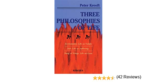 Three philosophies of life kindle edition by peter kreeft three philosophies of life kindle edition by peter kreeft religion spirituality kindle ebooks amazon fandeluxe Choice Image