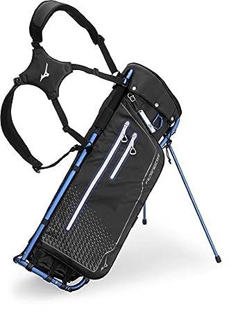 Mizuno Frame Walker - Bolsa de Golf, Color Negro, tamaño ...