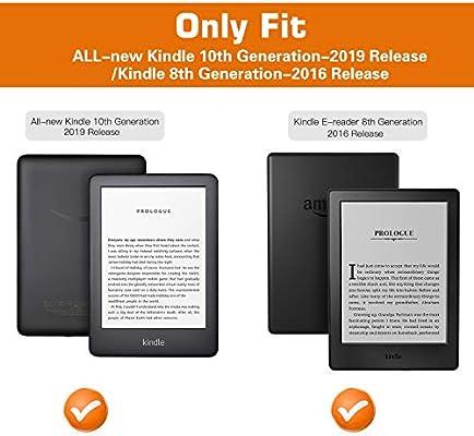 TiMOVO Funda para Nuevo Kindle (10ª y 8ª generación: Amazon.es ...