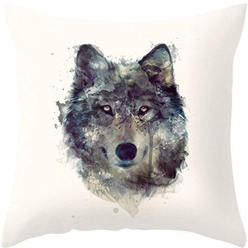 Wolf Decor Amazon Com