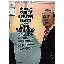 LESTER FLATT & EARL SCRUGGS Sacred Songs LP