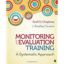 MONITORING AND EVALUATION TRAINING by Scott G Chaplowe (2015-11-04)