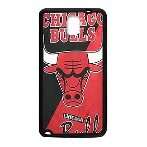 Bulls logo Phone Case for Samsung Galaxy Note3 Case