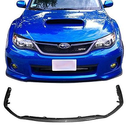 Amazon.com: Front Bumper Lip Fits 2011-2014 Subaru Impreza WRX STI 4 ...