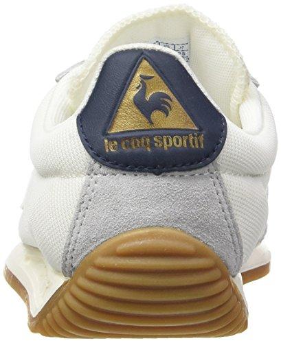 Le Coq Sportif Quartz Gum, Scarpe da Ginnastica Basse Unisex – Adulto Beige (Marshmallow/Galet)