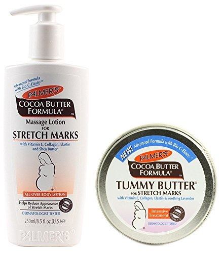 Palmers Butter Stretch Massage Lotion product image