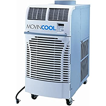60000 Btu Portable Air Conditioner, 208/230V