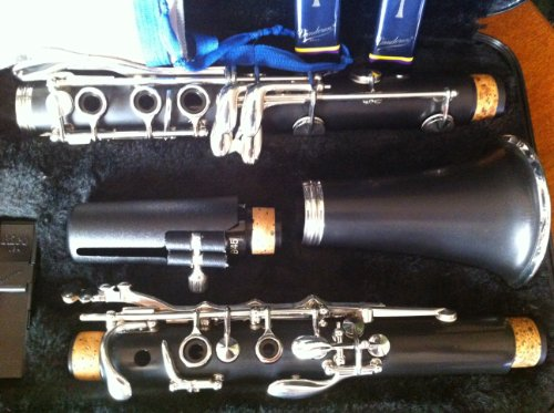 Buffet Crampon & Cie a Paris Student Clarinet (Buffet Crampon & Cie A Paris Clarinet B12)