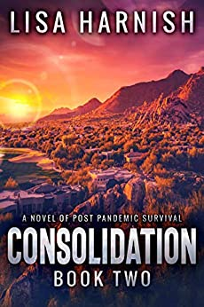 Consolidation: Book Two by [Harnish, Lisa]