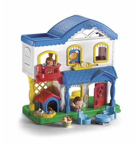 Fisher Price Little People Busy