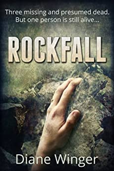Rockfall by [Winger, Diane]