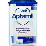 (跨境自营)(包税) Aptamil 爱他美 英国 婴儿配方奶粉1段易乐罐 0-6月龄 800g