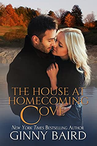 book cover of The House at Homecoming Cove
