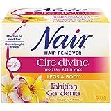 Nair Cire Divine Gardenia No-Strip Wax