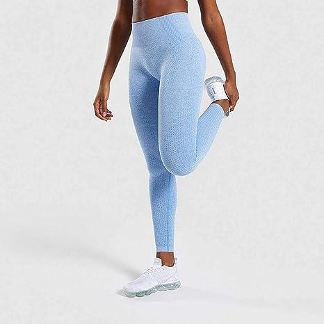 MUBFT Leggins Mujer Fitness Pantalones De Gimnasia para ...