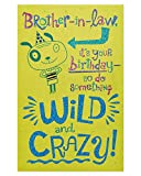 Best Sharing Cards With Glitters - American Greetings Wild and Crazy Birthday Card Review